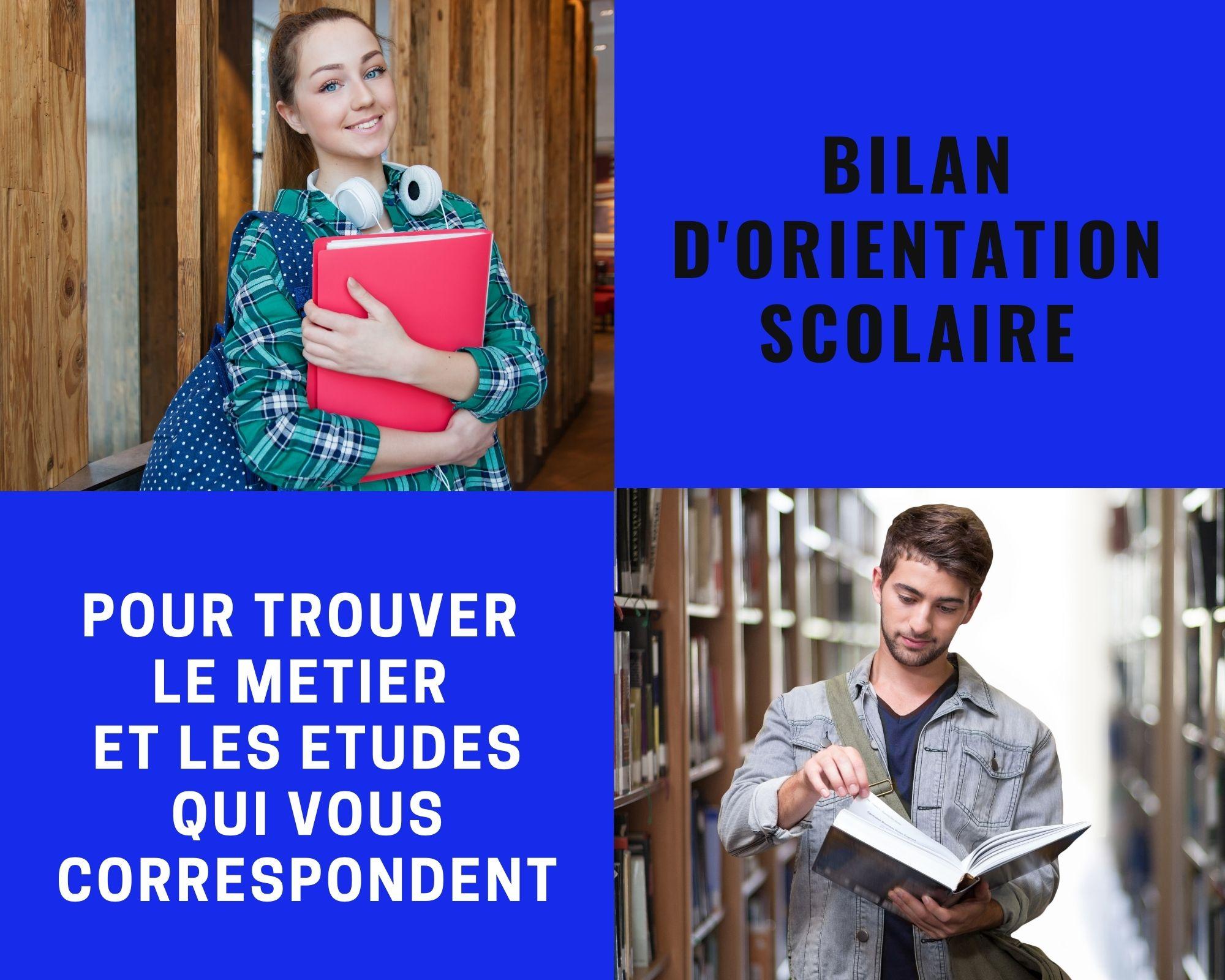 ✔ BILAN D'ORIENTATION